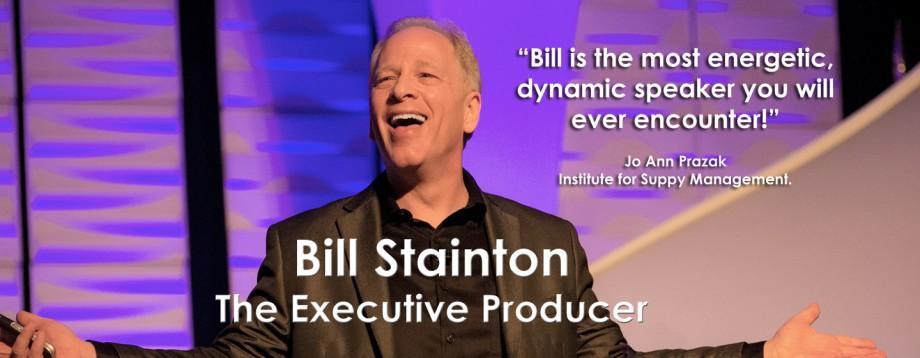 Motivational Speaker Bill Stainton