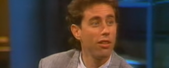 How To Be As Good As Jerry Seinfeld