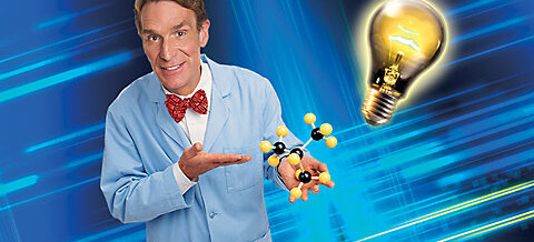 How One Question Invented Bill Nye the Science Guy