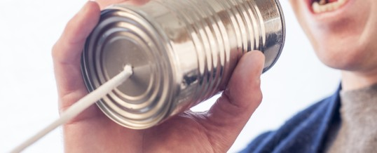 Are You Speaking Your Customer's Language?