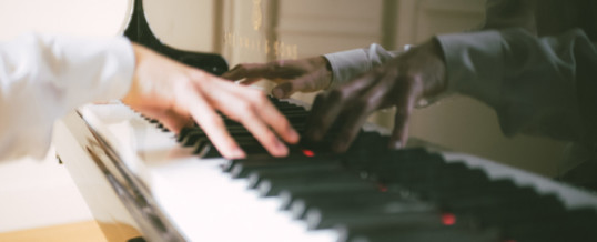 How To Produce Under Pressure Like A Concert Pianist
