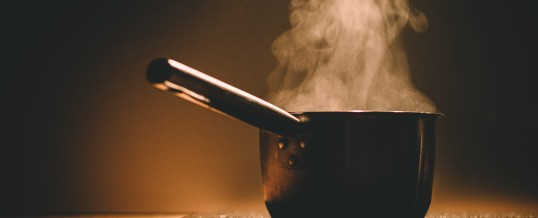 How Burning Dinner Can Make You Better Under Pressure