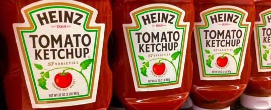 Ketchup and Innovation