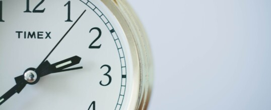 Innovation Doesn't Punch a Time Clock